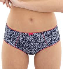 Cleo - Mimi Brief 8092 - Blue Animal