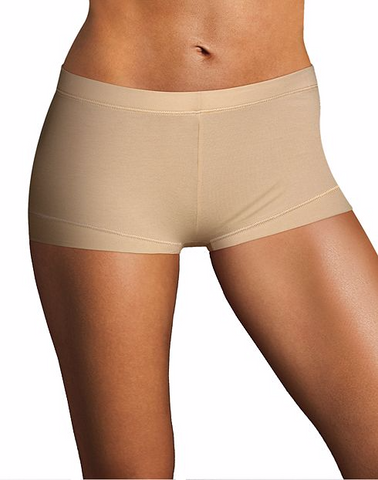 Maidenform - Boy shorts - Nude DM0002