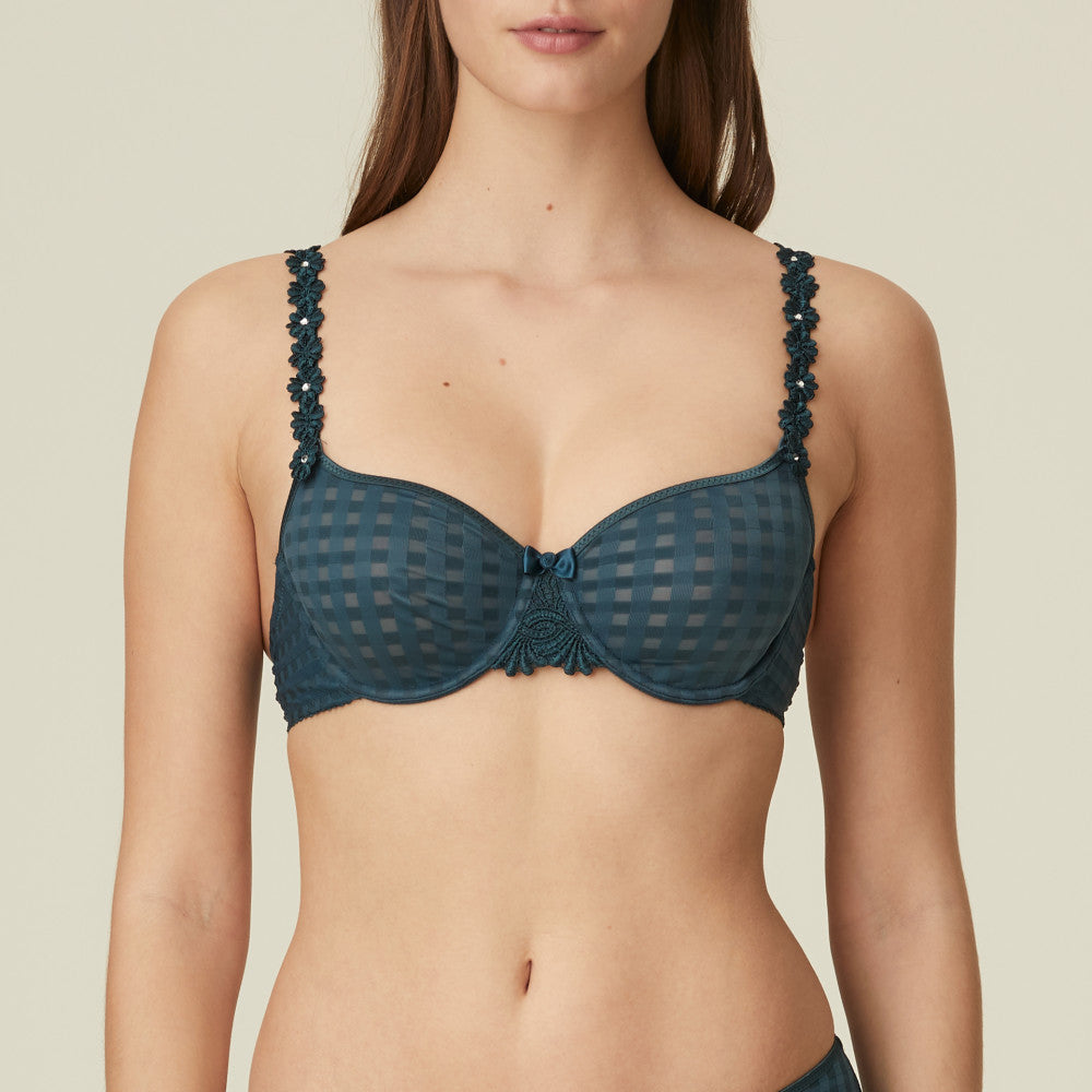 Marie Jo Bras - Seamless Non Padded Avero 0100410 - Empire Green