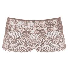 Empreinte Panties - Cassiopee Shorty 02151 - Rose Sauvage