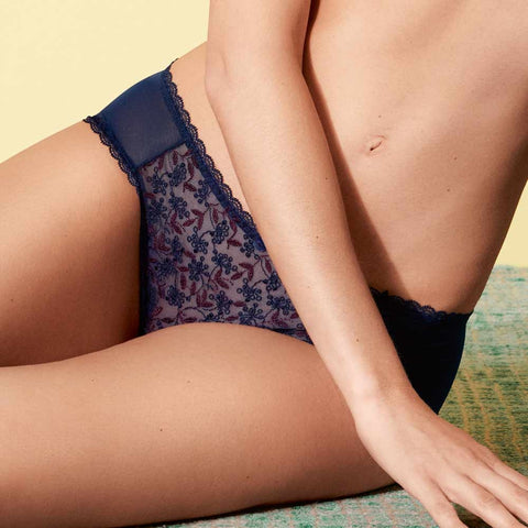 Empreinte Panties - Aurore Shorty 02196 - Mystic Blue