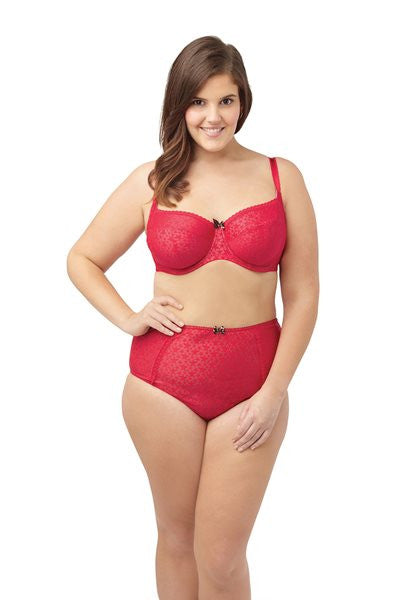 Sculptresse Bras - Kitty 8045 - Red Hot