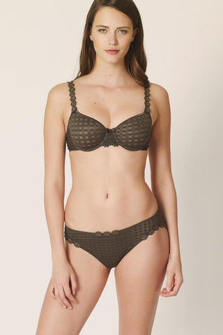 Marie Jo Bras - Seamless Non Padded Avero 0100410 - Kaki SPECIAL OFFER 30% OFF & FREE EXPREESS SHIPPING