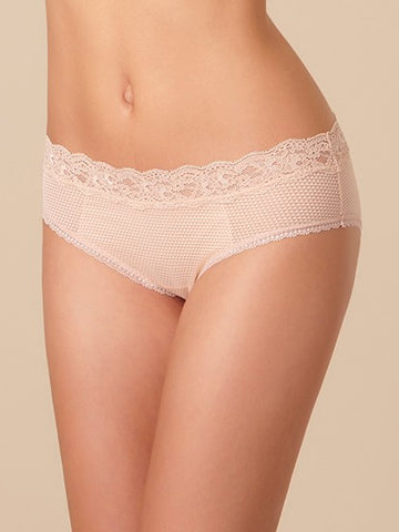 Passionata Panties - Brooklyn Shorty 5704 - Nude
