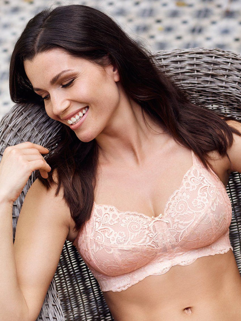 Panache Bras - Andorra Non Wired 5671 - Soft Blush