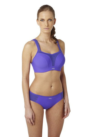 Panache Bras - Sport Nowire 7341 - Ultra Violet SPECIAL OFFER FREE EXPRESS SHIPPING