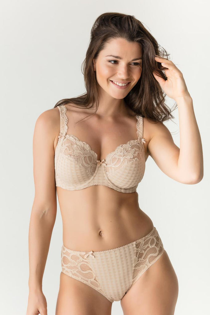 PrimaDonna Bras - Madison 0162120 & 0162121 - Caffe Latte SPECIAL OFFER FREE EXPRESS SHIPPING