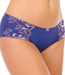 Sculptresse Panties - Rosie Brief - Blue/Floral