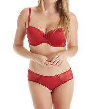 Chantelle Bras - Parisian 1471 - Candy Apple Red SPECIAL OFFER FREE EXPRESS SHIPPING