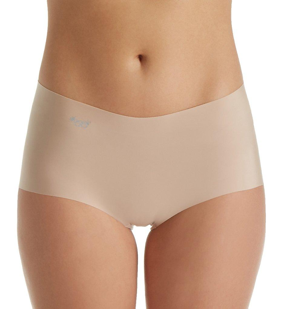 Sloggi - Invisible Microfiber Boy shorts - Nude 90021