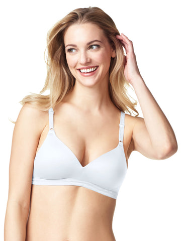 Warner's Bras -  Warner's Cloud 9 Wire-Free Contour 1269 - White