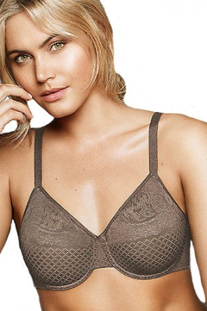 Wacoal Bras - Visual Effects 857210 -  Deep Taupe SPECIAL OFFER FREE EXPRESS SHIPPING