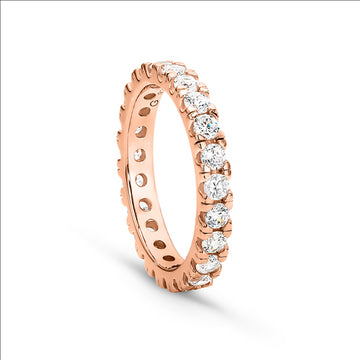 VIENNA ROSE GOLD RING