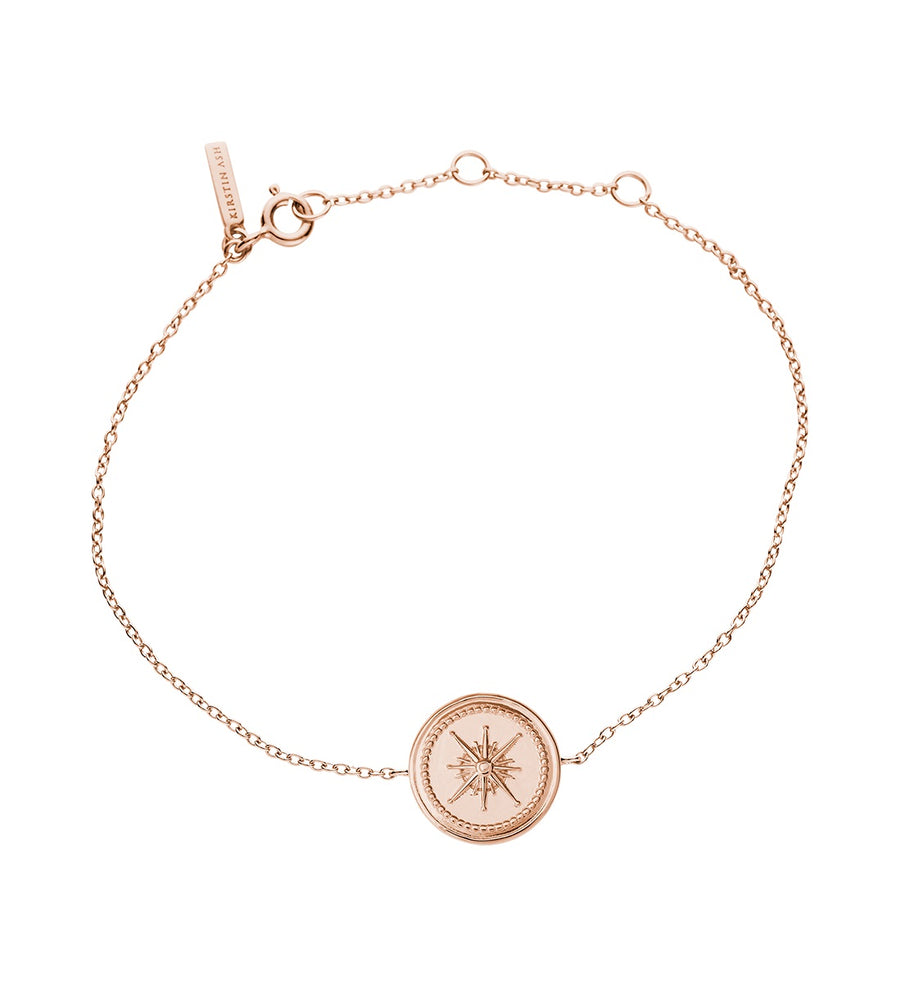 VOYAGE | TRUE NORTH COIN BRACELET