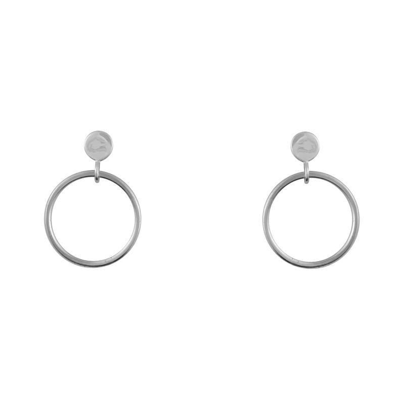 EVERLASTING CIRCLE EARRINGS