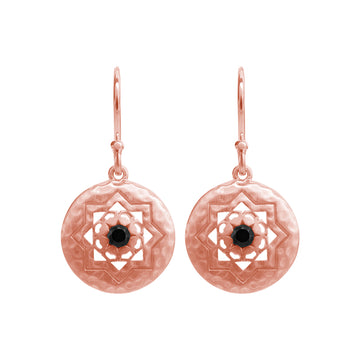 ANDALUSIA SMALL HANGING EARRINGS