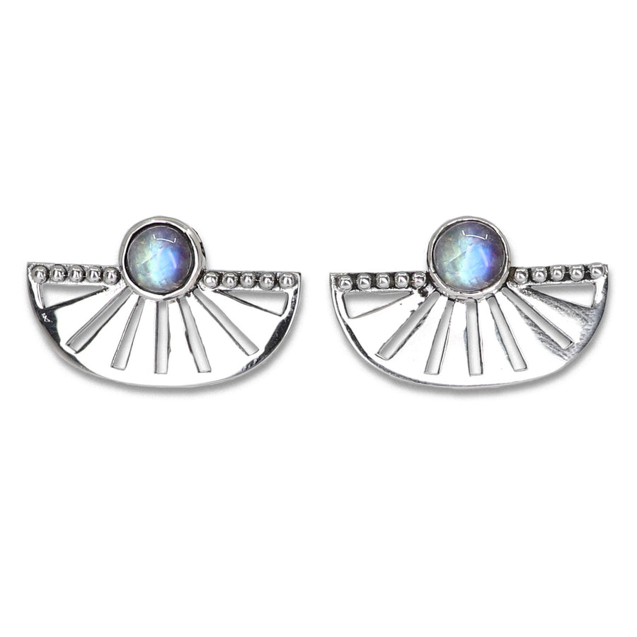 ADRIFT MOONSTONE EARRINGS