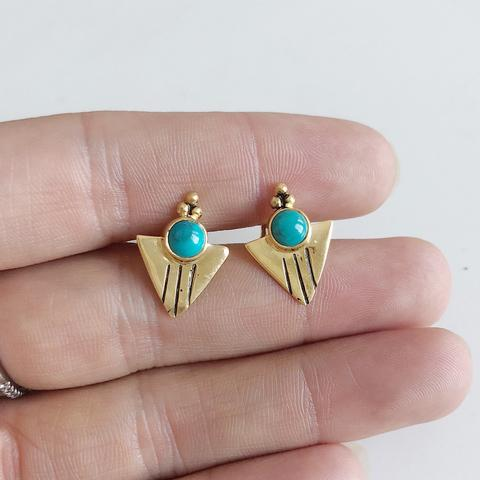 AQUILA TURQUOISE EARRINGS
