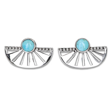 ADRIFT TURQUOISE EARRINGS