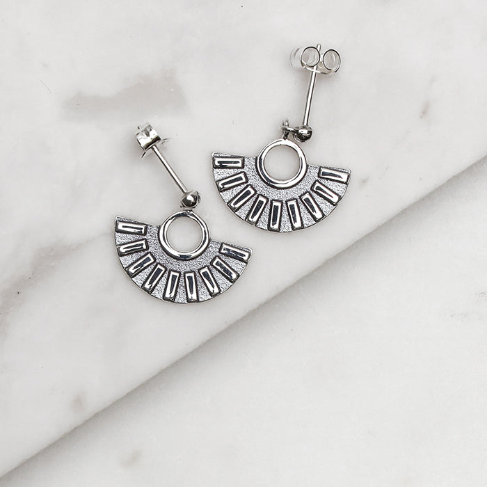 SOLAR DEITY EARRINGS