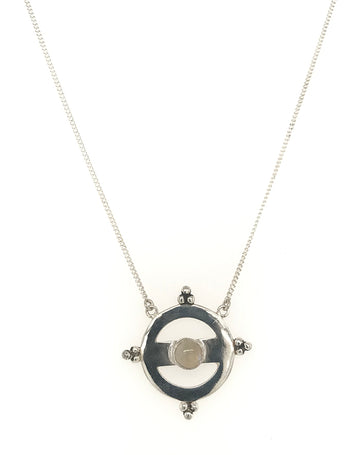 MAIDEN COMPASS NECKLACE