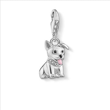 CHARM CLUB CORGI DOG CHARM