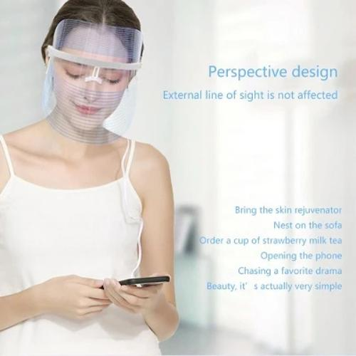 Facial Mask Anti Wrinkle therapy device