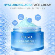 Load image into Gallery viewer, Hyaluronic Acid Argireline Face Cream Moisturizing