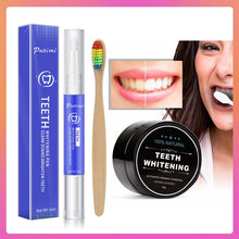 Load image into Gallery viewer, Teeth Whitening Pen Cleaning Serum effective Removes Plaque Stains Dental Oral Hygiene Tooth Whitenning Product Bleach Gel