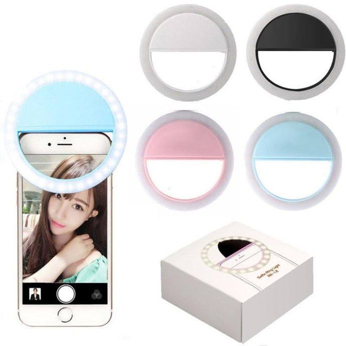 Selfie Ring Light for Phones