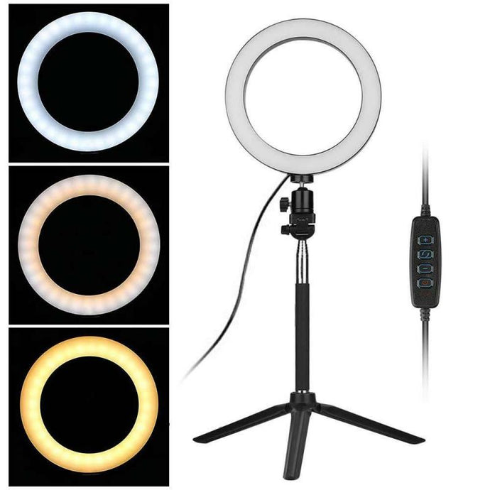 Selfie Ring Light for Video Live
