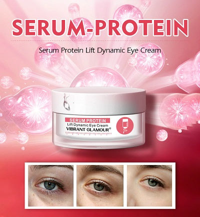 Vibrant Serum Protein Eye Cream