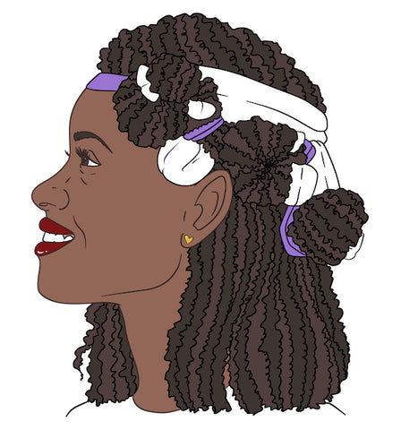heatless curlers for natural hair african american