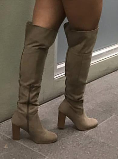 GIA Plush Boot
