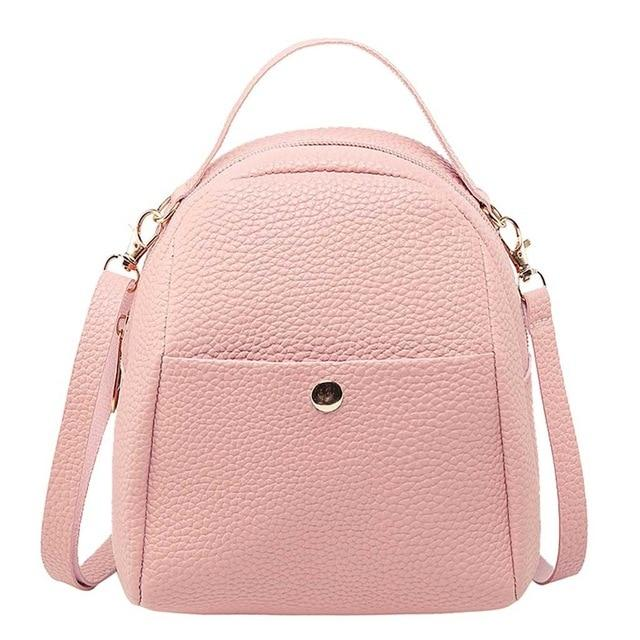 Backpack Women Fashion Lady Shoulders Small Backpack