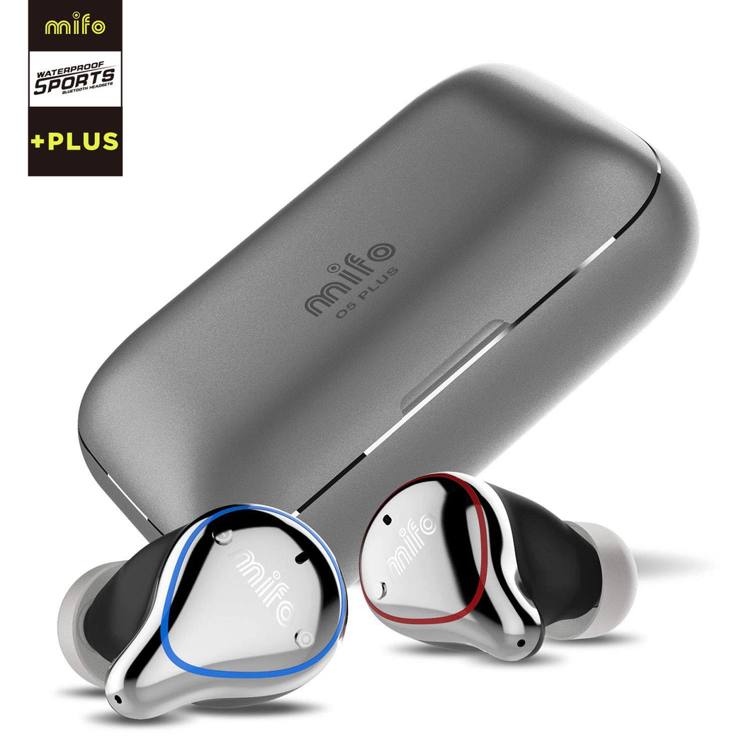 Mifo O5 PLUS smarta true wireless-hörlurar med Bluetooth 5.0 – Fri frakt