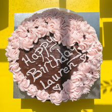 Load image into Gallery viewer, keto birthday cake delivery