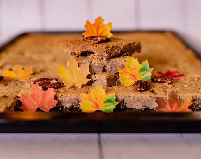maple keto gluten free slice