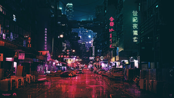 What is Cyberpunk? And how does it translate to what we do?