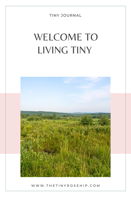 Living Tiny Welcome to our store
