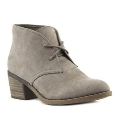 Ankle Warm Plush Boot