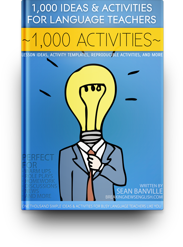 1,000 Ideas and Activities for Language Teachers