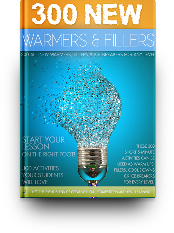 300 New Warmers and Fillers