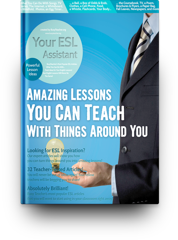 Amazing Lessons You Can Teach With Things Around You