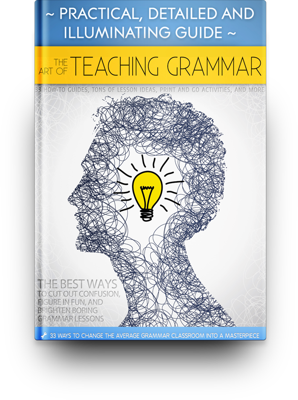 Grammar Bundle: Get All 7 Grammar E-Books and Save 50%