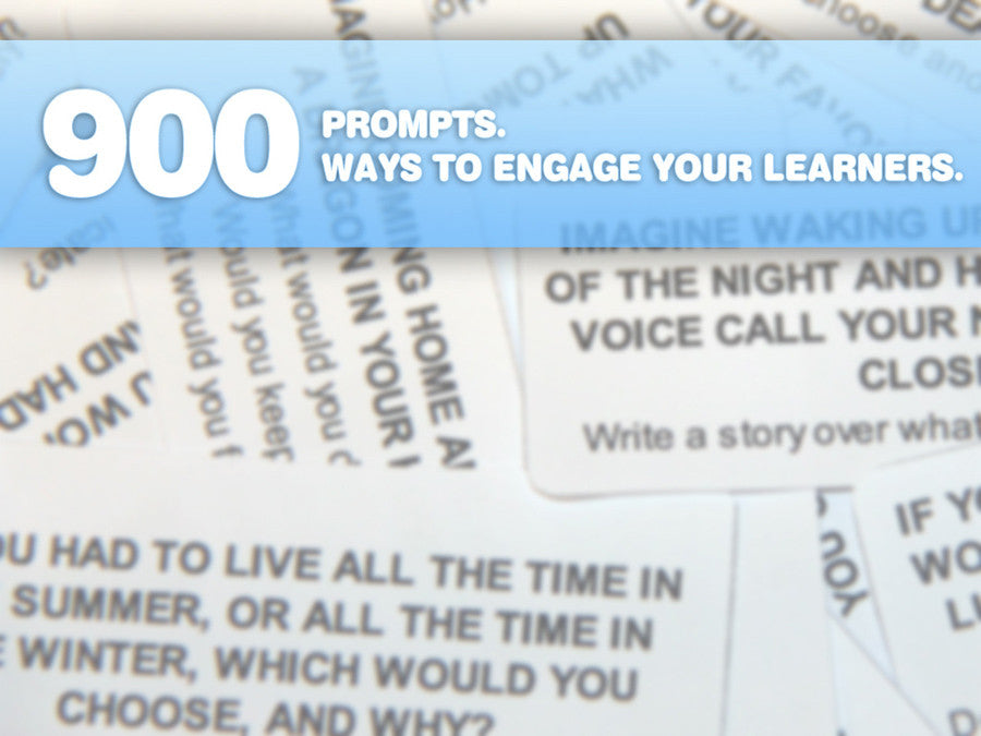 E-book - 900 Creative Prompts