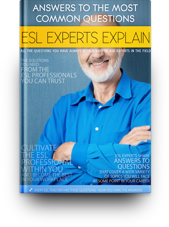 ESL Experts Explain: Answers to the Most Common Questions