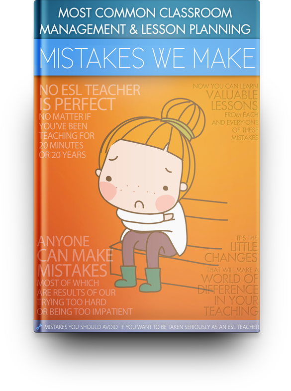 Most Common Classroom Management and Lesson Planning Mistakes We Make