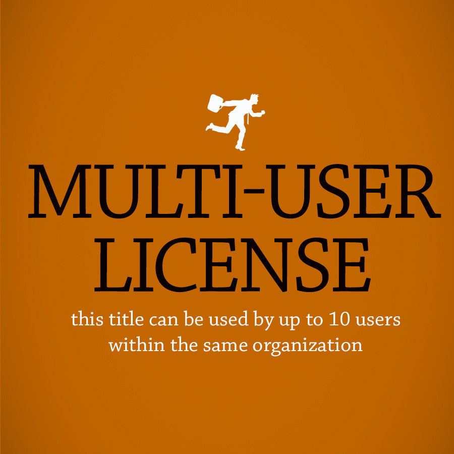 Educational License for 1 title of your choice (up to 10 users)