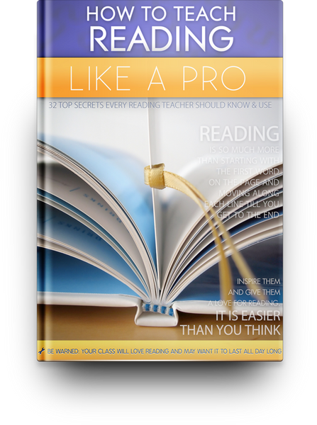 How to Teach Reading Like a Pro ESL Reading Activities